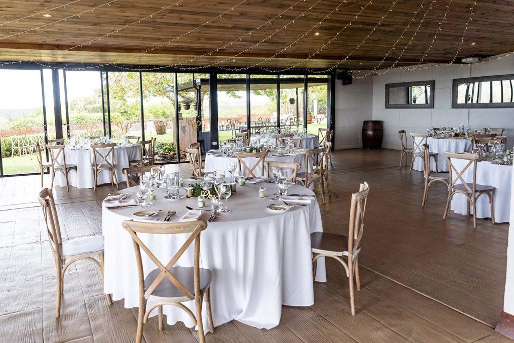 Wedding Photography - setting