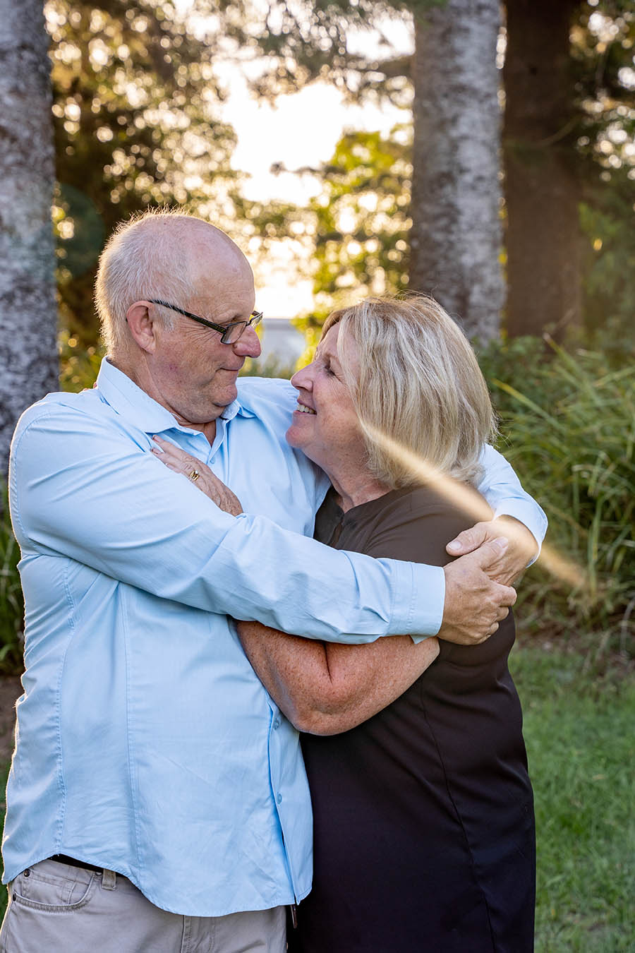 Family Photo - Grandparents