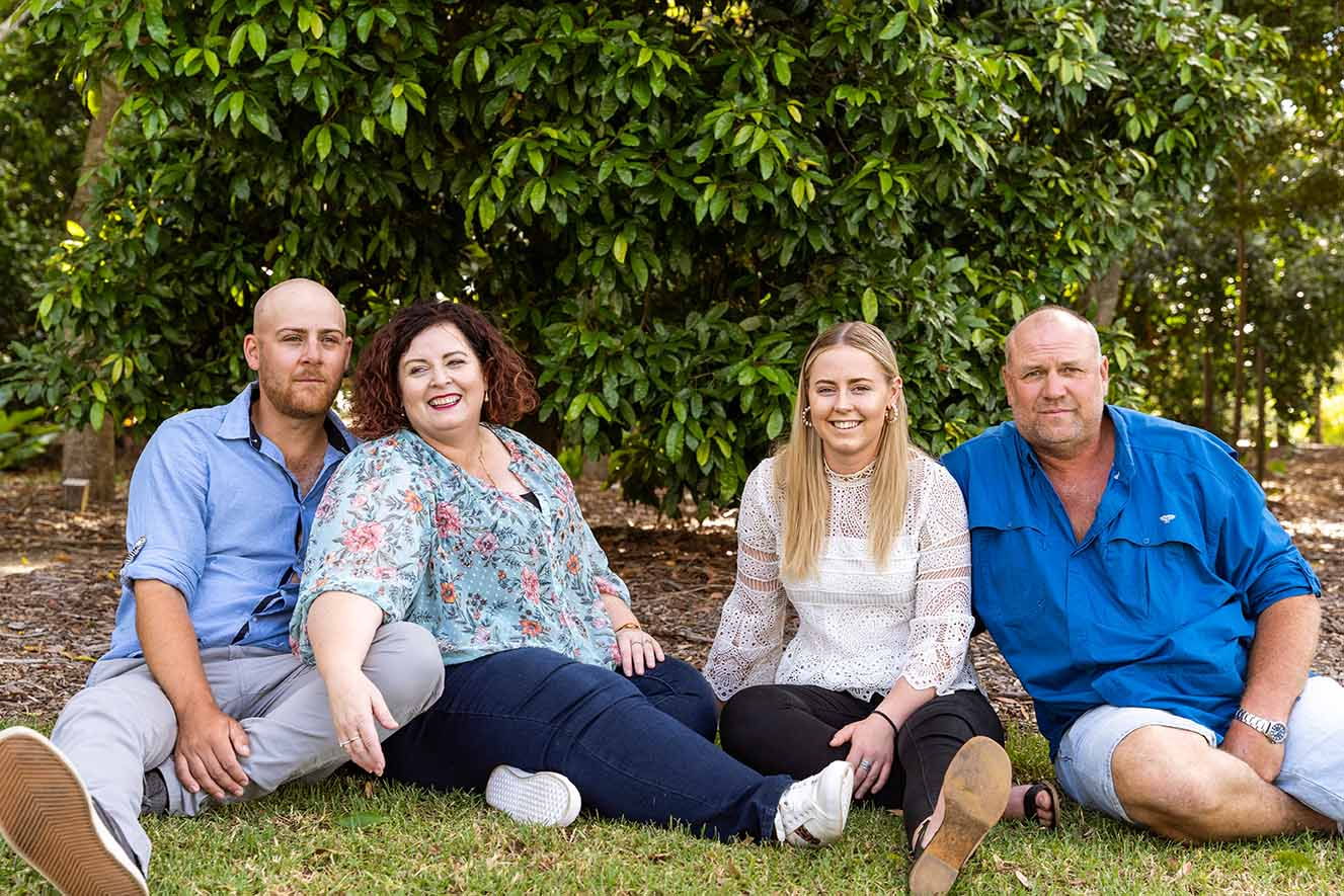 Family Photography - parents and children