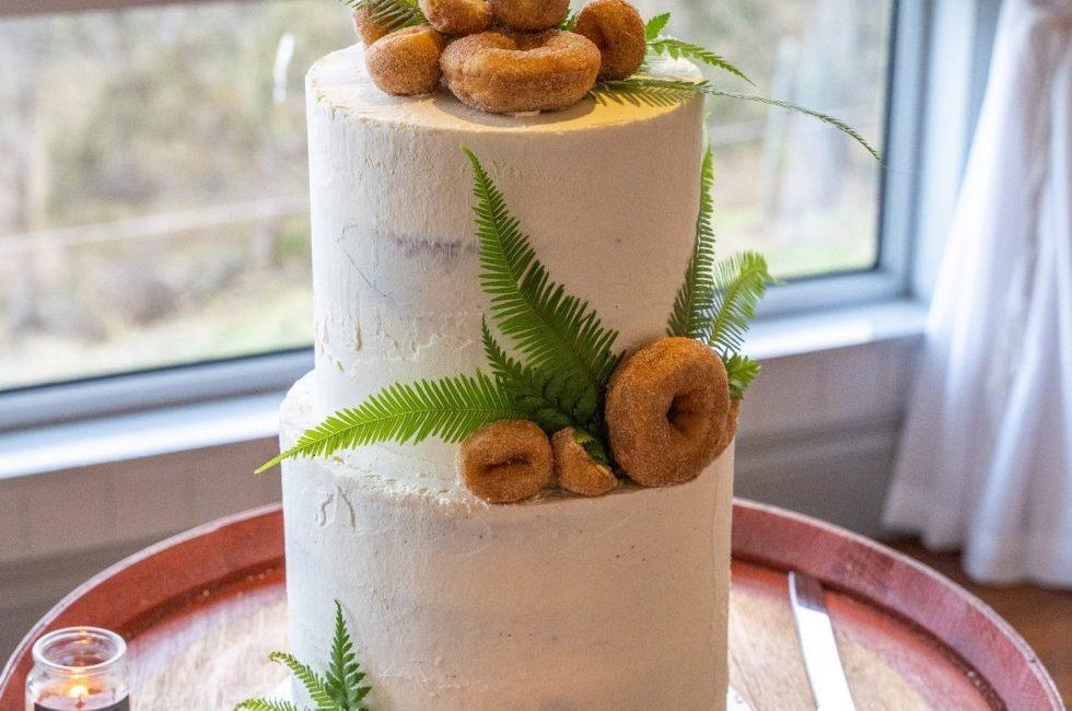 Wedding Photography - Wedding Cake Toowoomba Wedding