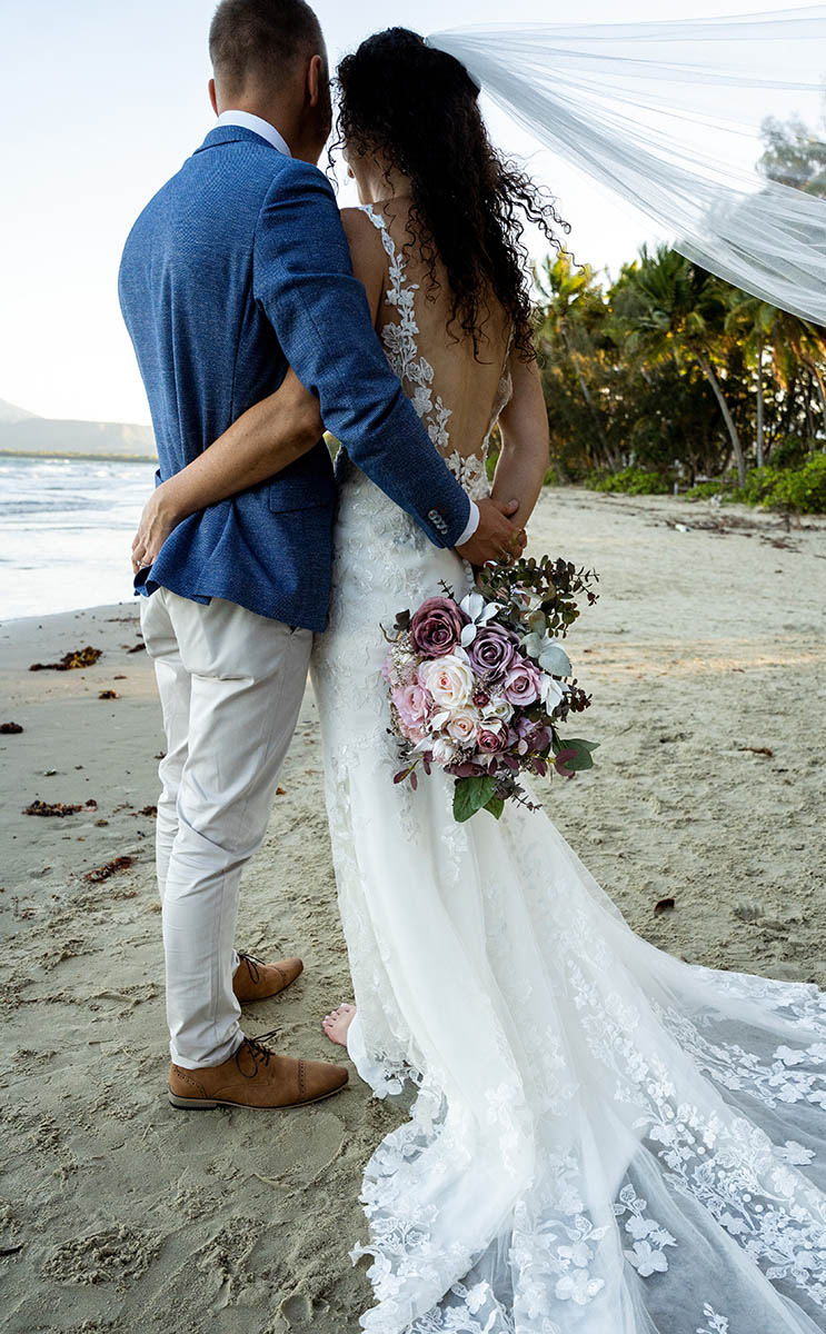Destination Wedding Photography - bouquet