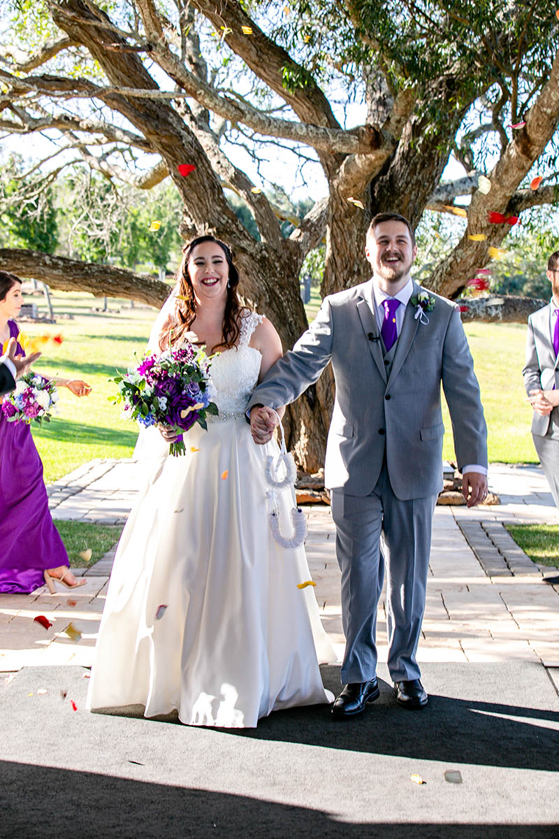 Wedding Photography - just married