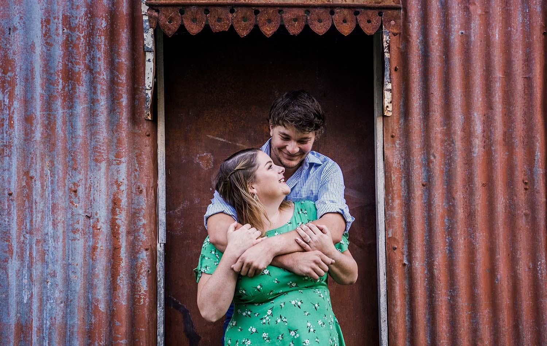 Engagement Photography - embrace