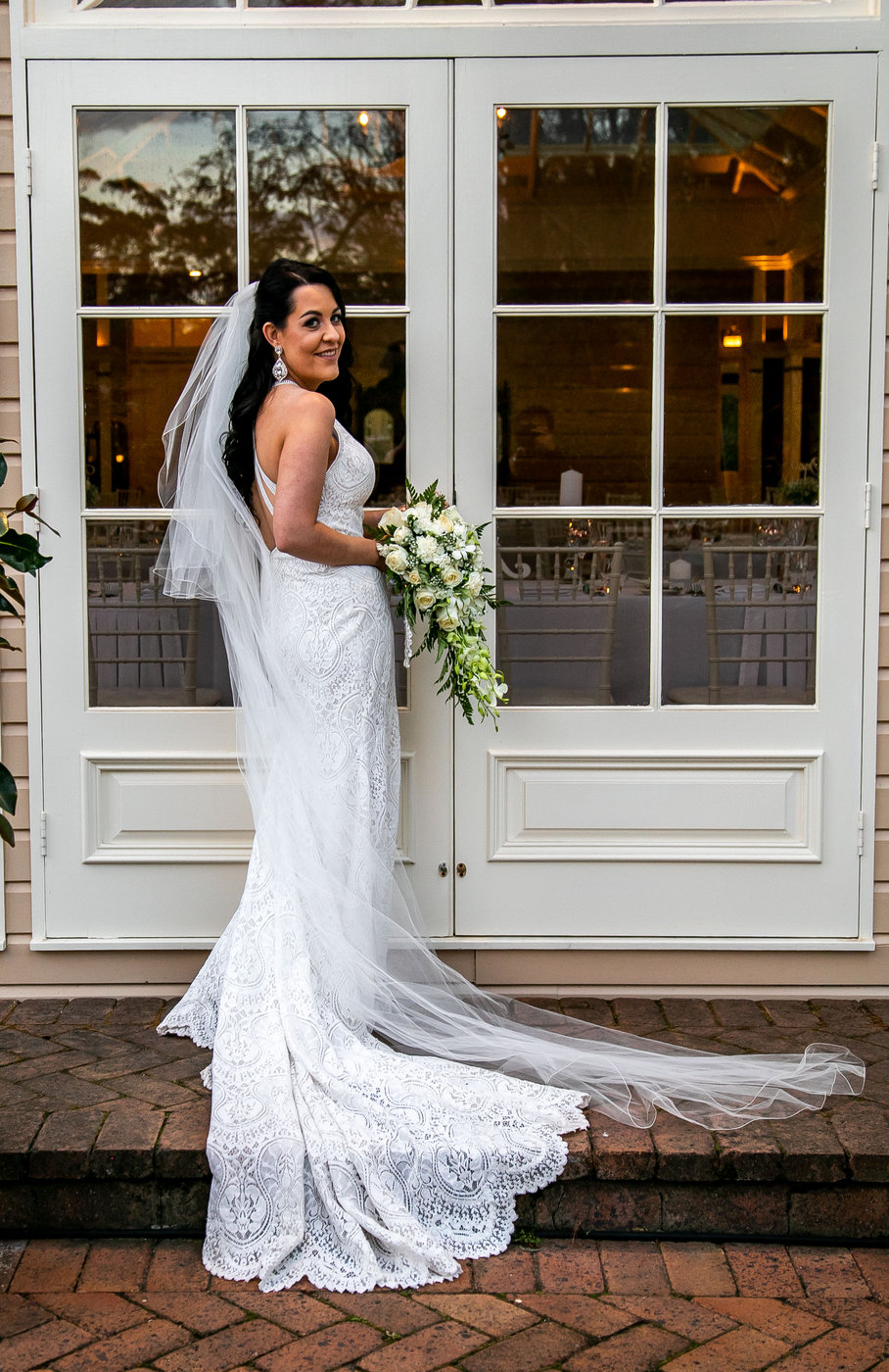 Wedding Photography bride in beautiful gown