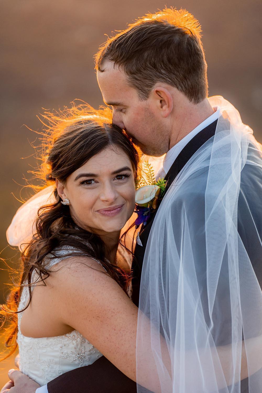 Wedding Photography Couple Embracing