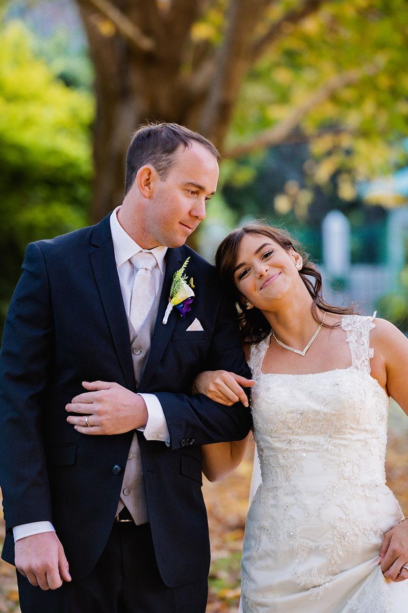 Wedding Photography Husband and wife