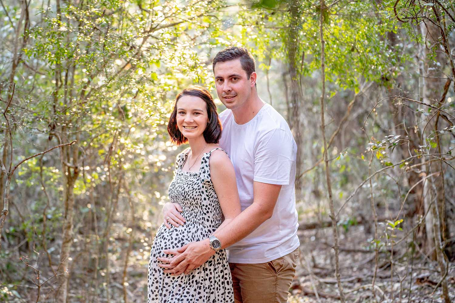 Maternity Photography - Embracing