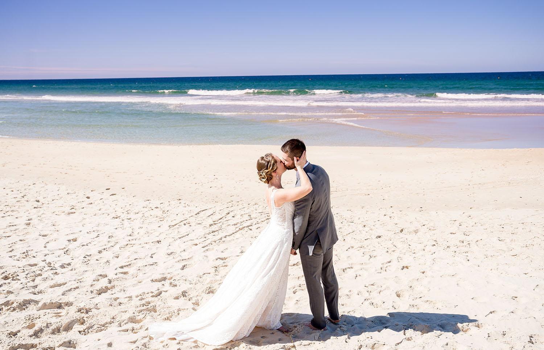 Wedding Photography - Beach