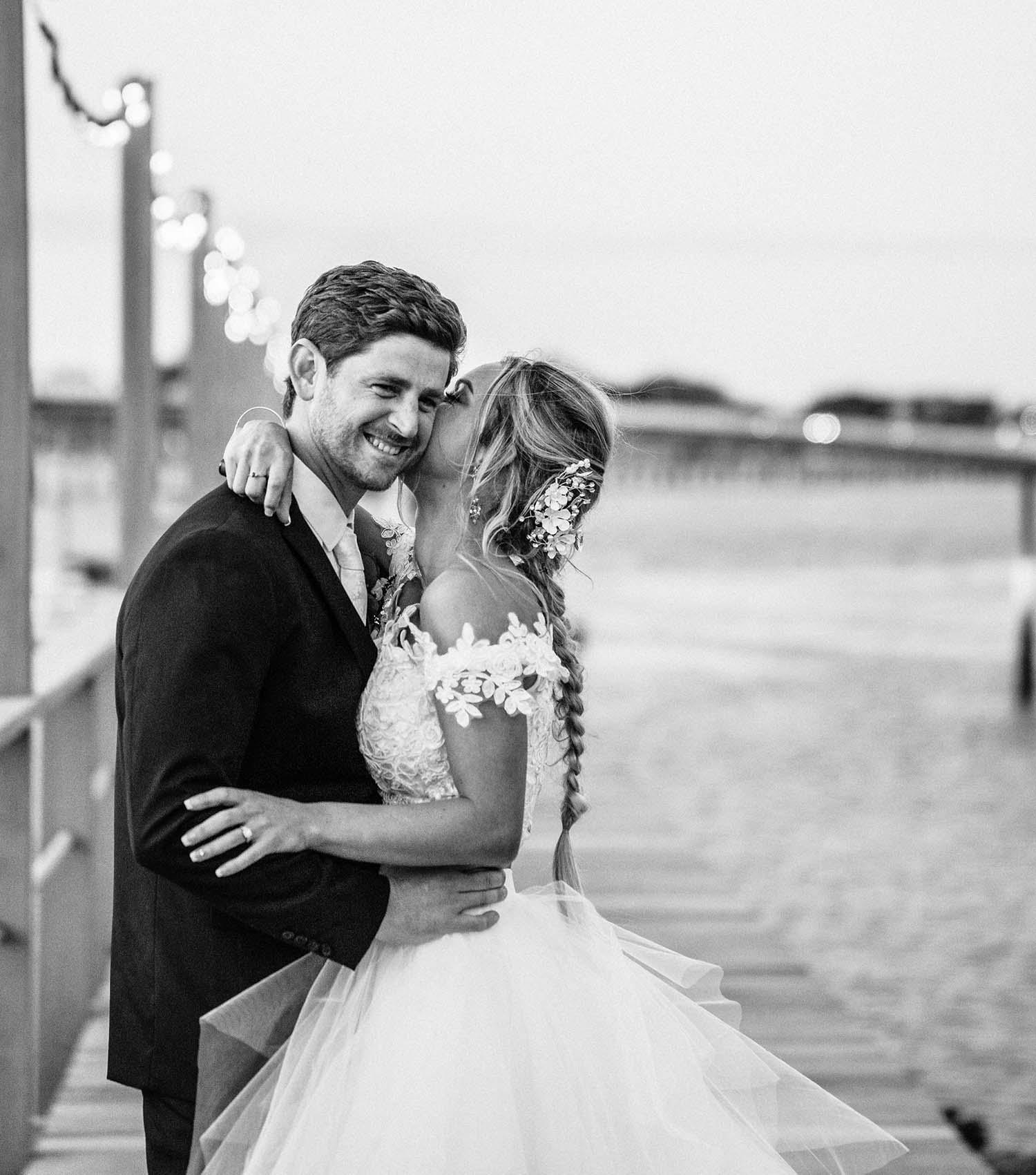Wedding Photography - Black & White