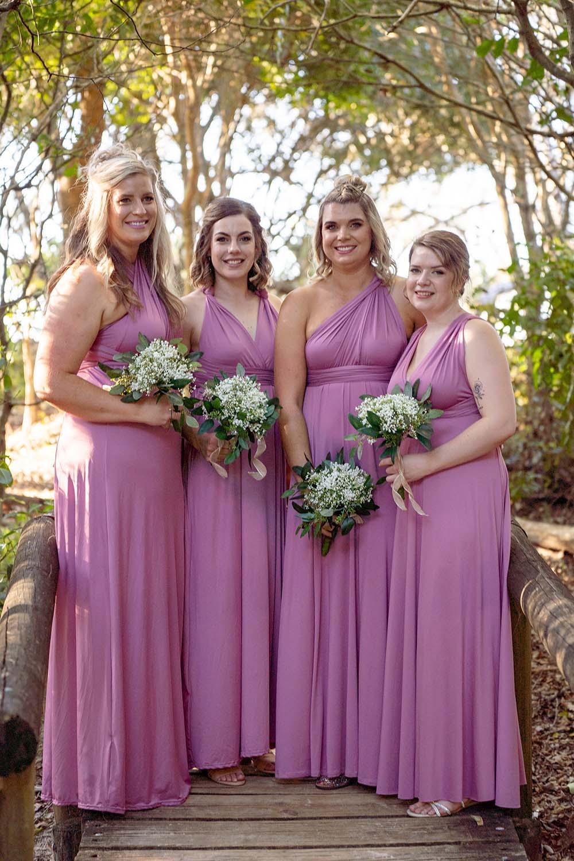 Wedding Photography - Bridesmaids
