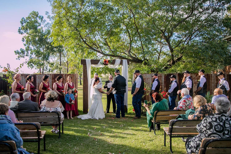 Wedding Photography - Bridesmaids reaction