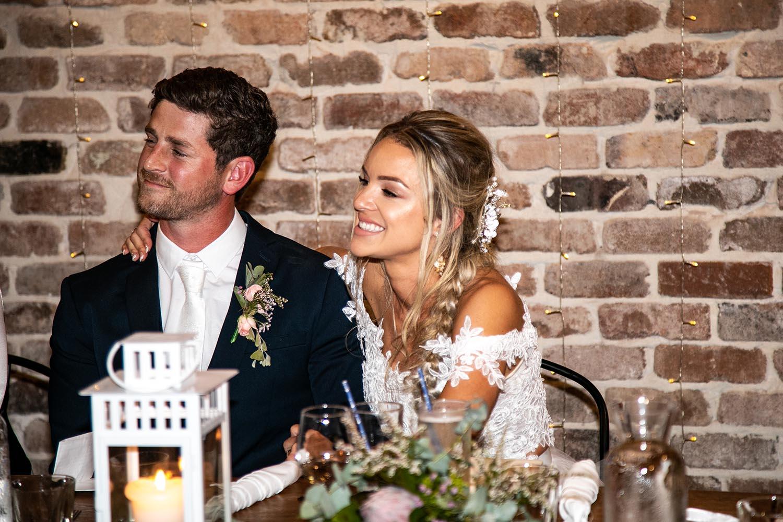 Wedding Photography - Ceremony SPeaches