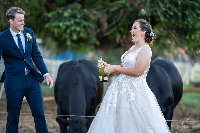 Wedding Photography - Champagne