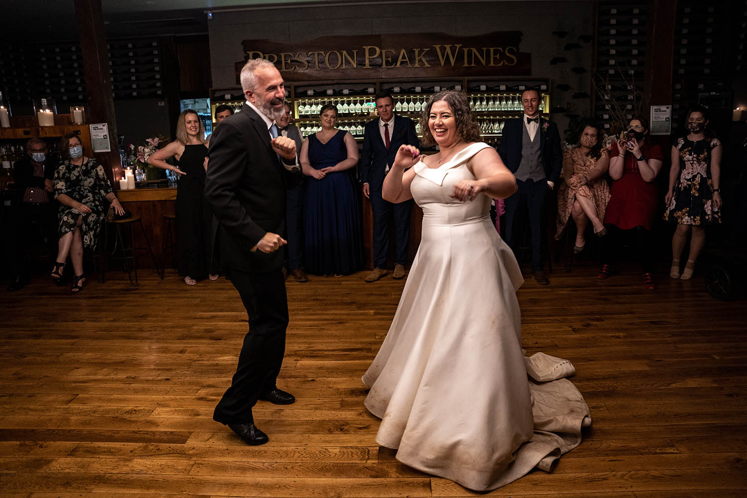 Wedding Photography - Daddy daughter dance