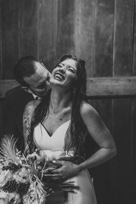 Wedding Photography - Embracing