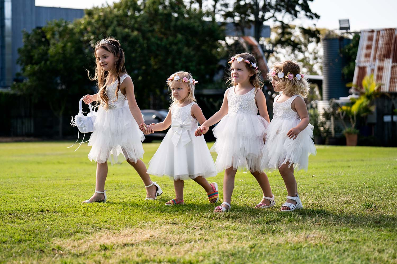 Wedding Photography - Flower Girls