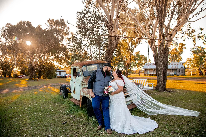Wedding Photography - Happy Couple