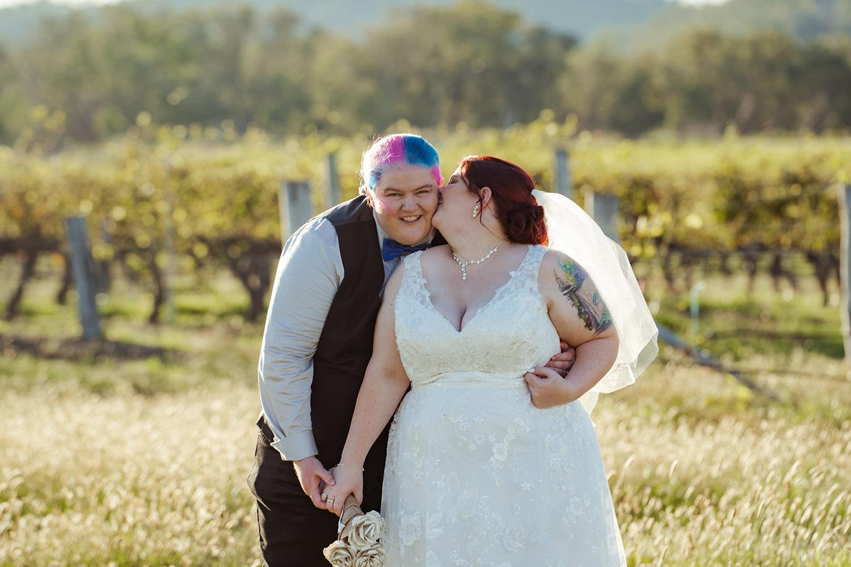 Wedding Photography - Laughing Couple