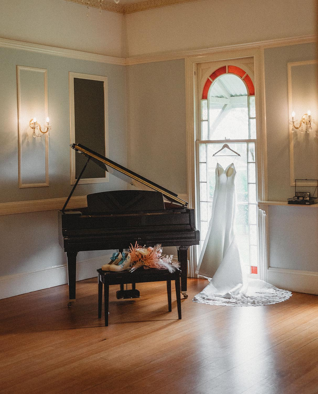 Wedding Photography - The dress