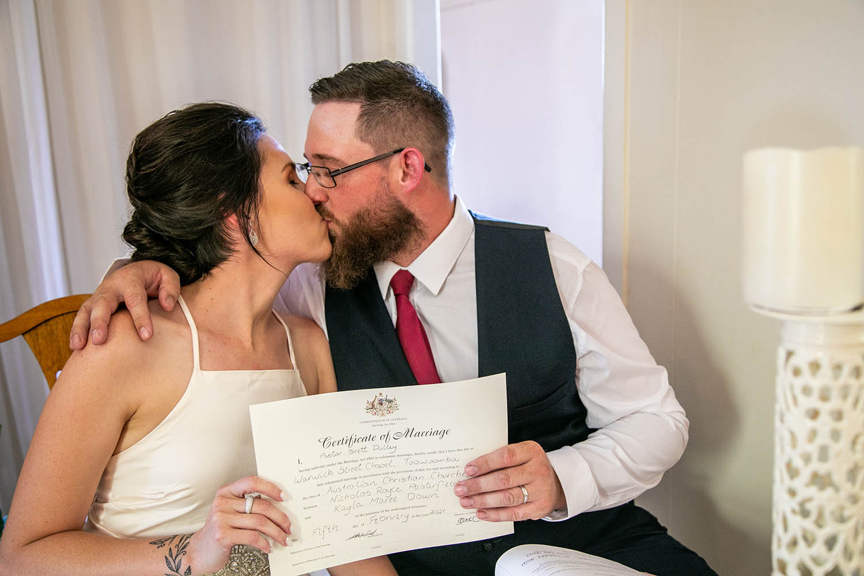 Wedding Photography - Wedding Certificate