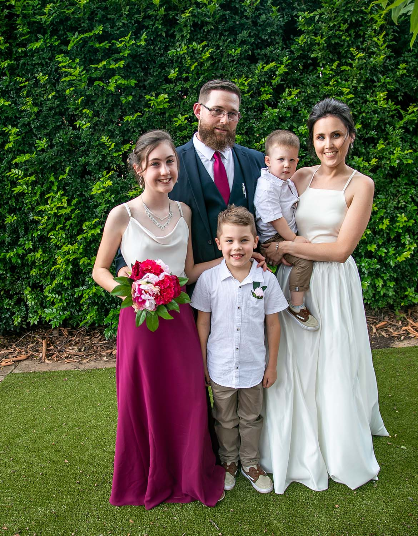 Wedding Photography - family