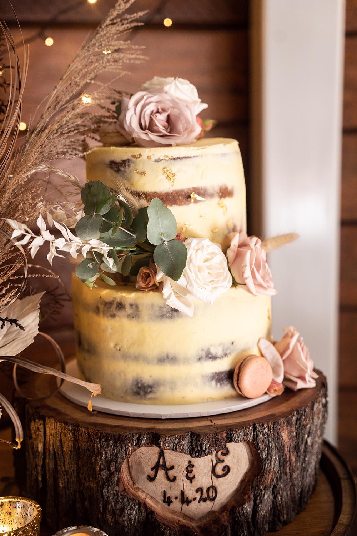 Wedding Photography - Cake