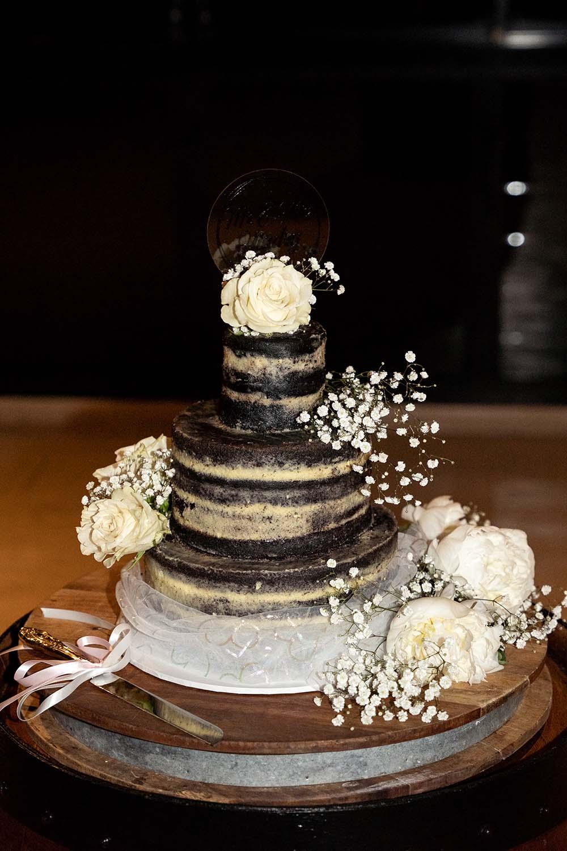 Wedding Photography - wedding cake