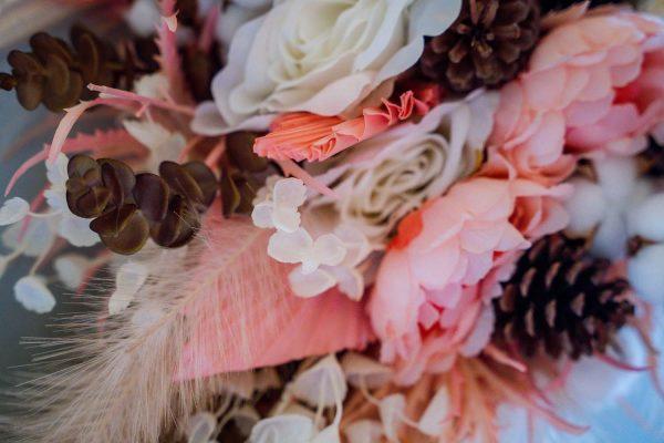 Wedding Photography - Bouquet Close Up