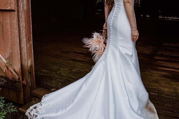 Wedding Photography - Bridal Train