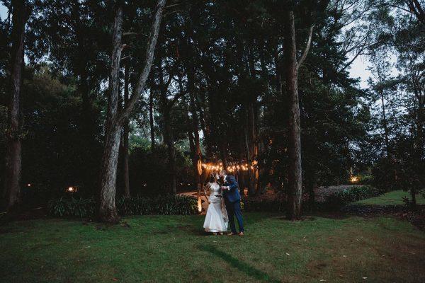 Wedding Photography - Bride and Groom Kiss