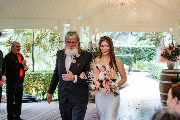 Wedding Photography - Father and Bride