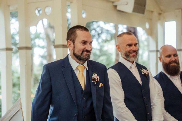Wedding Photography - Groom and Groomsmen