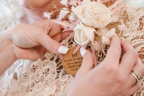 Wedding Photography - Mother of the Bride
