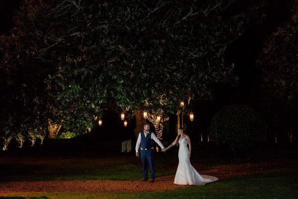 Wedding Photography - Romantic evening