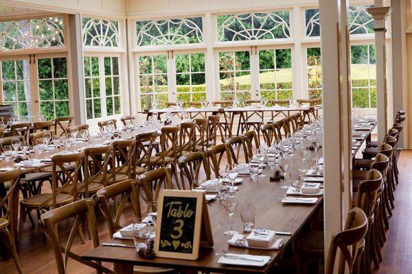 Wedding Photography - Table Settings