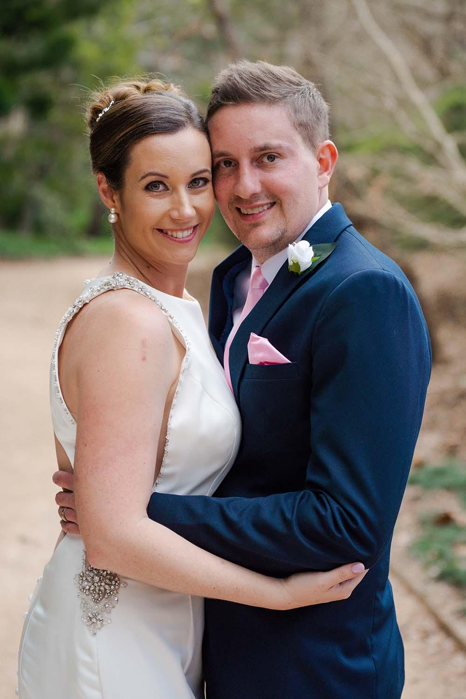 Wedding Photography - bride and groom