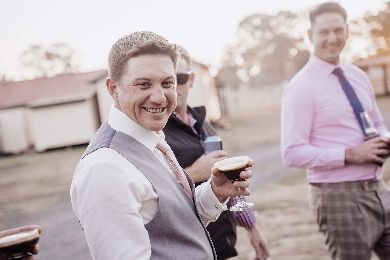 Wedding Photography - wedding guests