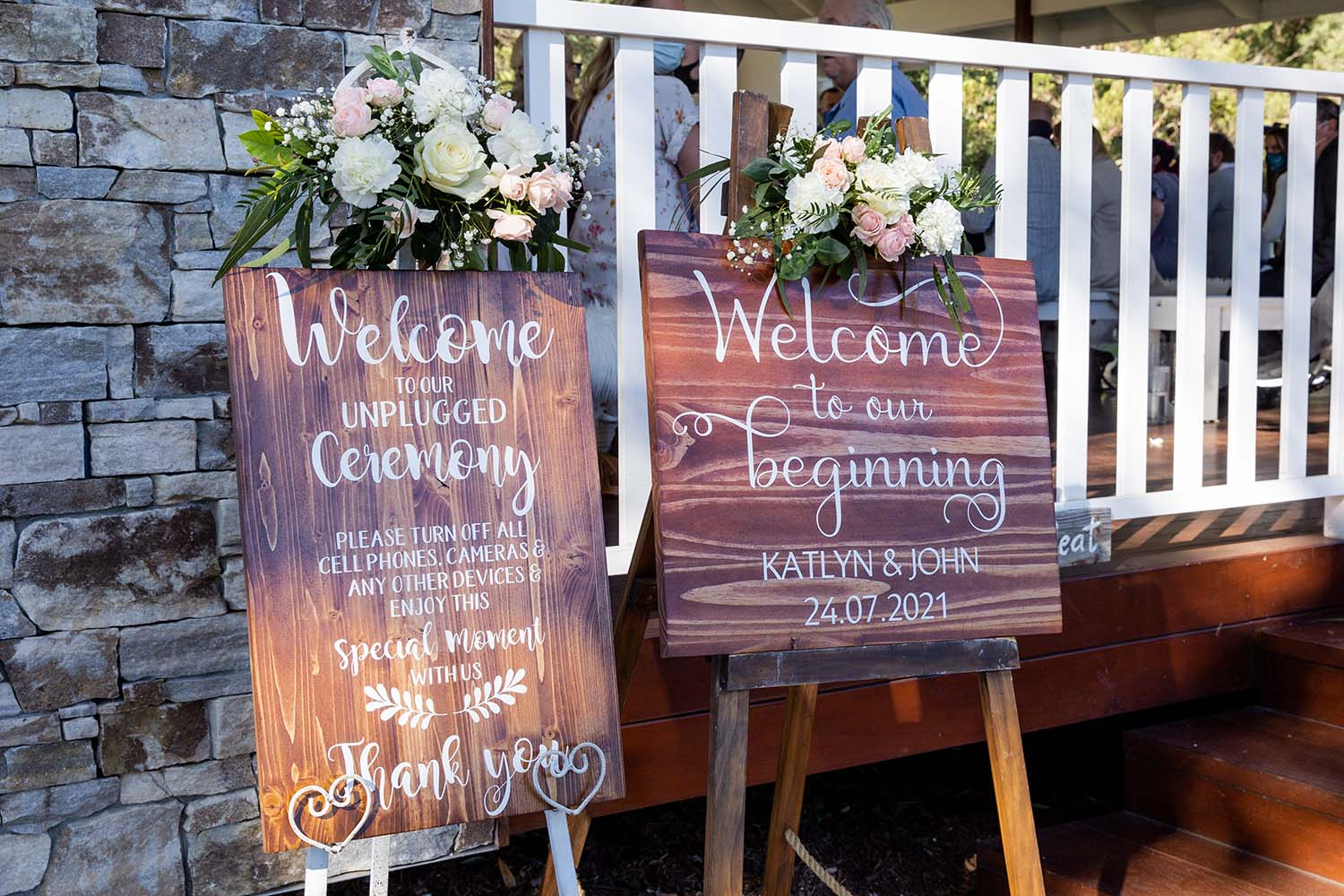 Wedding Photography - Signs