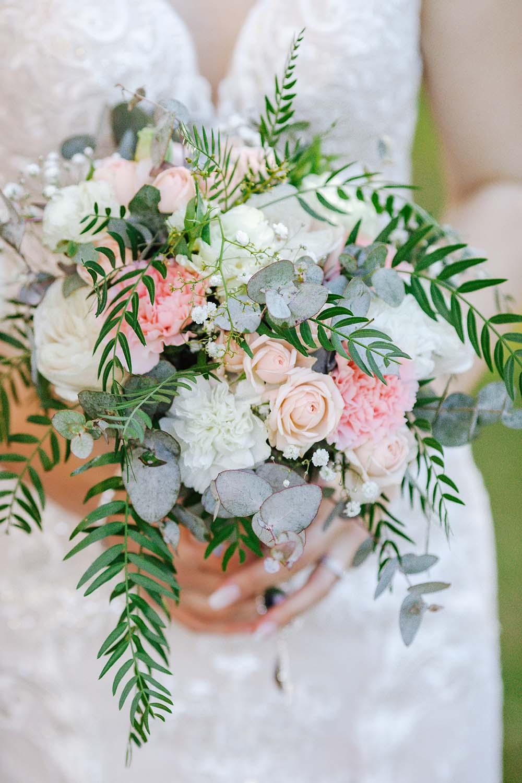 Wedding Photography - bride bouquet