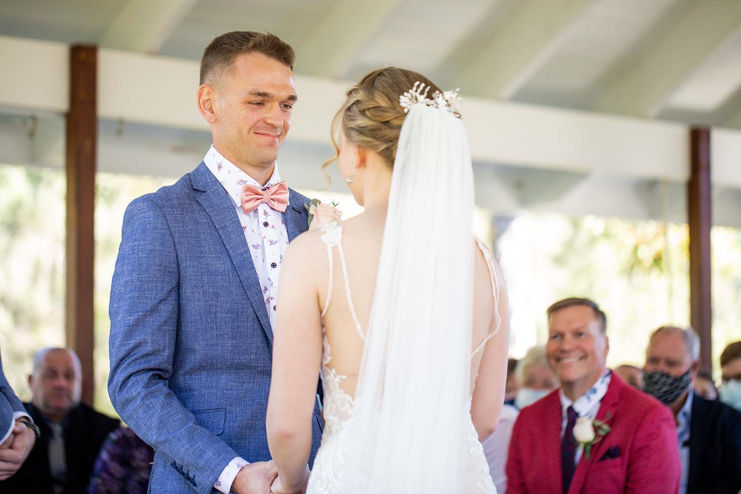 Wedding Photography - the vows