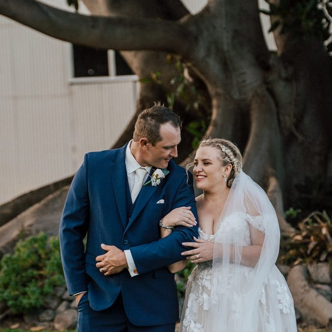 Wedding Photography - bridal couple